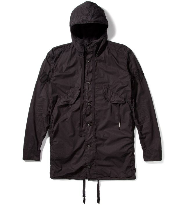 Black Jokesia MNS Hooded Jacket