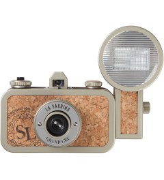 Lomography La Sardina Camera & Flash - Sparkling Picutre