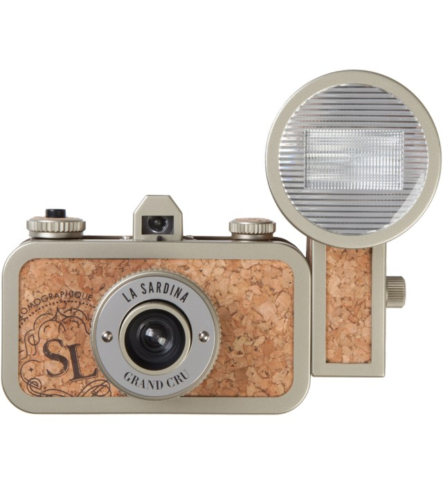 La Sardina Camera & Flash - Sparkling