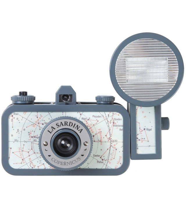 La Sardina & Flash Copernicus