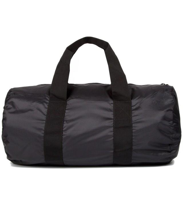 Black Packable Duffle Bag