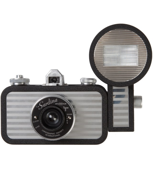 La Sardina Camera & Flash - Sependour