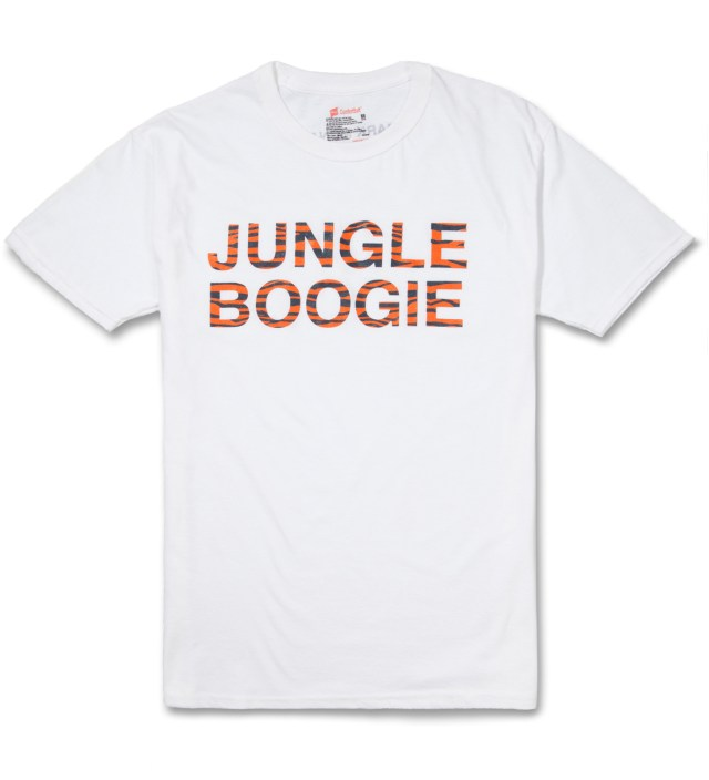 White Jungle Boogie T-Shirt