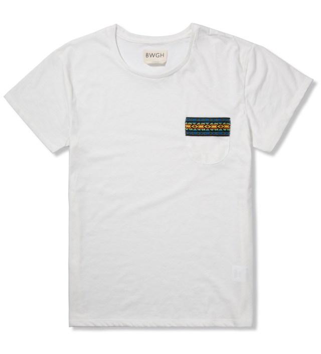 White Kara T-Shirt