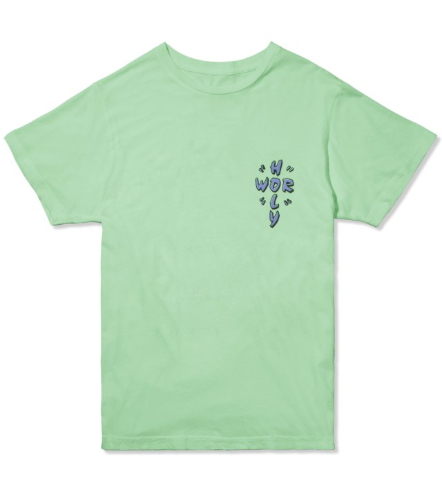 Dogtown Green Holy WOR T-Shirt
