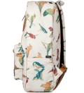 Bird Print Woodlands Backpack