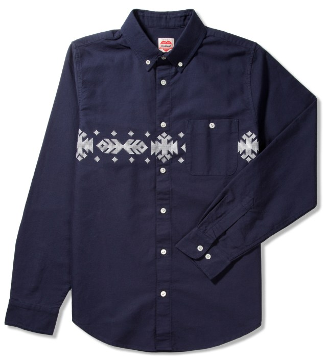 Dark Navy Mable Shirt