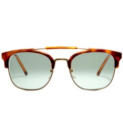 SUPER BY RETROSUPERFUTURE 49er Havana Sunglasses Picutre