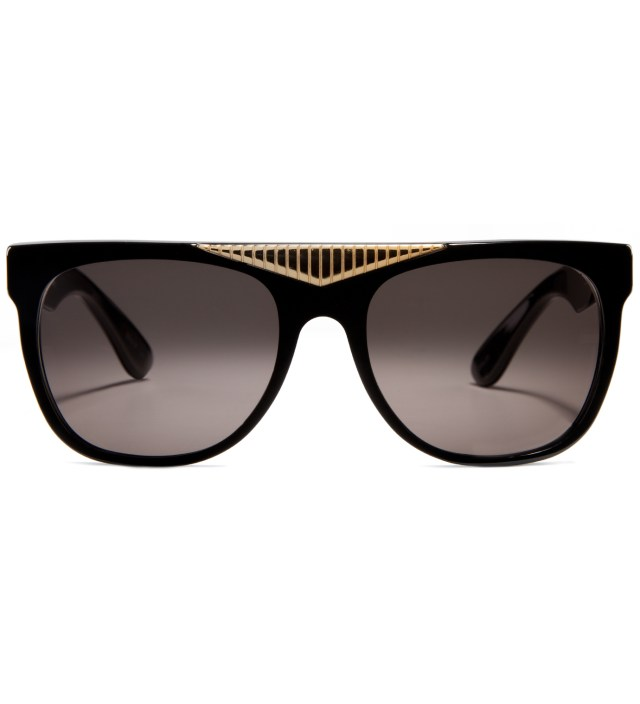 Gino Black Sunglasses