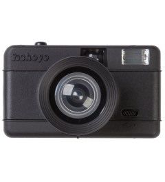 Lomography All Black Fisheye Camera Pack Picutre