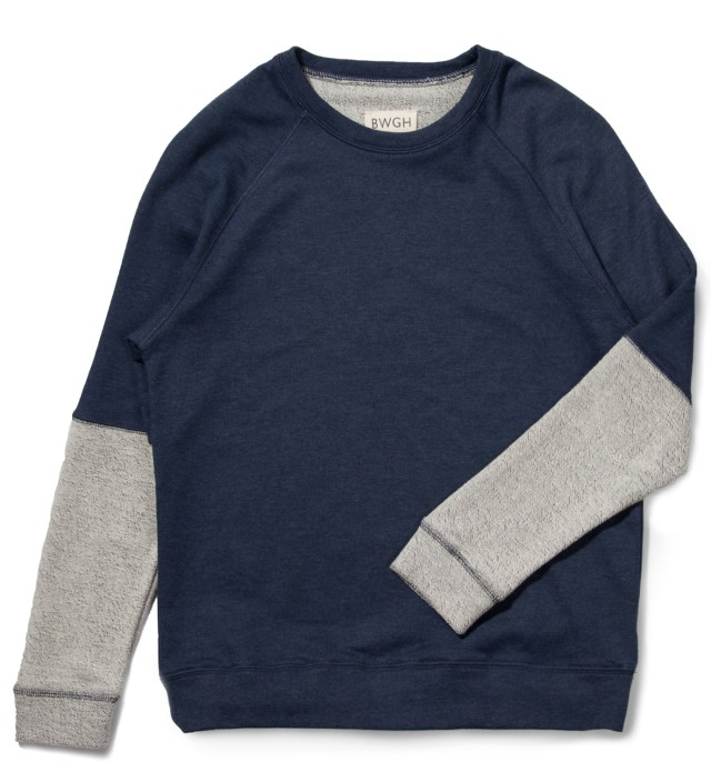Navy Nakaba Sweater