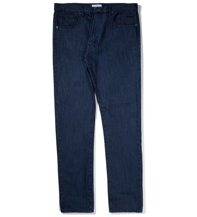 Dark Denim Trouser Pant