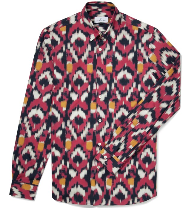 Ikat Friday Shirt