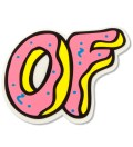 OF Donut Sticker
