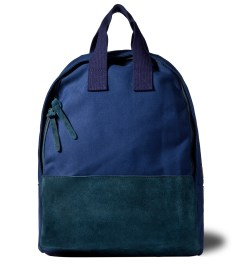Buddy Navy Ear Tote Backpack Picutre