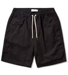 Soulland Black Fairplay Relax Shorts  Picutre
