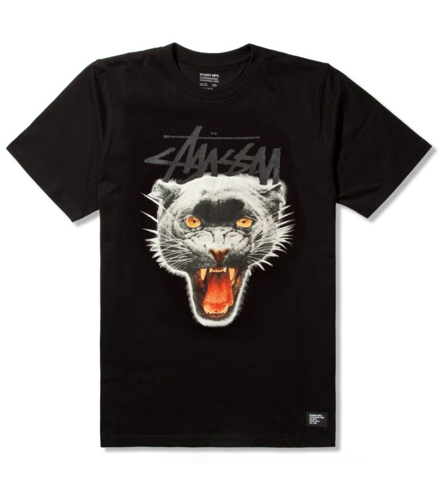 Black Panther Crew T-Shirt