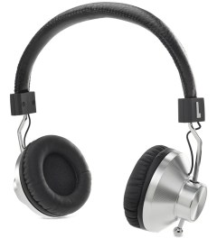 eskuché Silver 45Sv2: DJ/Studio Monitor On-Ear Headphone With Apple 3 Button Mic Picutre