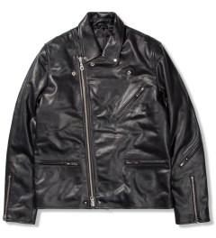 MKI BLACK Black Biker Jacket Picutre