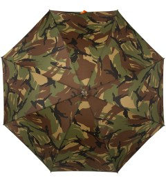 London Undercover Camo British Woodland City Gent Umbrella Model Picutre