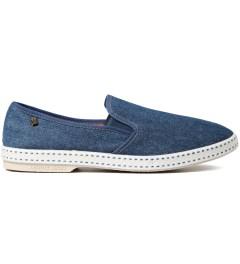 Rivieras Blue Jean Shoe Picutre