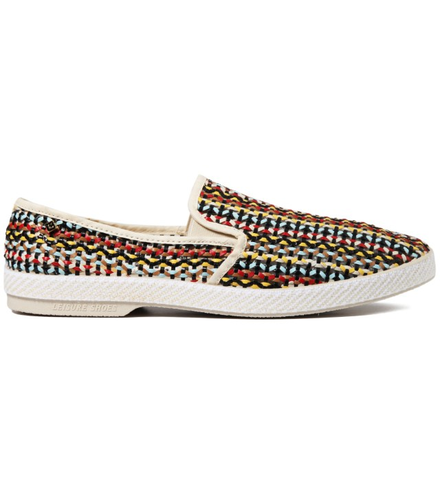 Multicolor LORD ZELCO Shoe