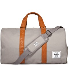 Herschel Supply Co. Grey/Tan Novel Duffle Picutre