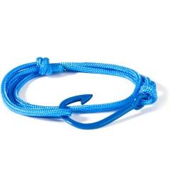 Miansai Solid Blue Blue Hook Rope Bracelet Picutre