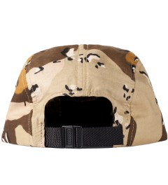 Raised by Wolves Full Desert Camo Algonquin 5-Panel Cap Model Picutre