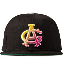 Acapulco Gold Black AG Sunset New Era Cap Picutre