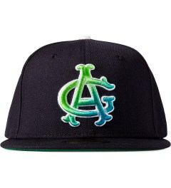 Acapulco Gold Navy AG Sunset New Era Cap Picutre