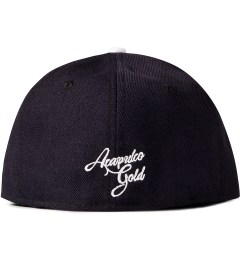 Acapulco Gold Navy AG Sunset New Era Cap Model Picutre