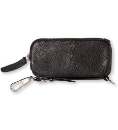 3.1 Phillip Lim Black Eyeglass Case Model Picutre