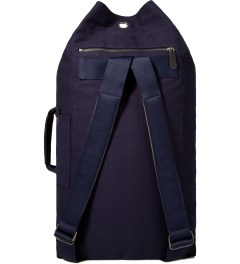 Eastpak Blue Plister Digin Backpack Model Picutre