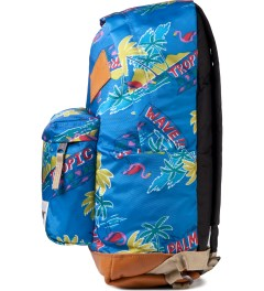 Eastpak Nice Padded PAK'R Returnity Miami Backpack Model Picutre