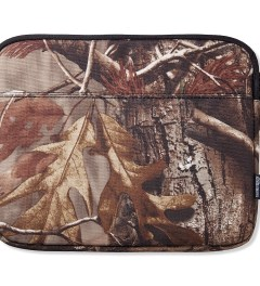 Herschel Supply Co. Real Tree Prints Anchor Sleeve for iPad Model Picutre