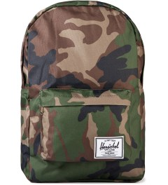Herschel Supply Co. Woodland Camo Classic Backpack Picutre