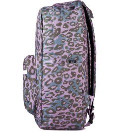 Herschel Supply Co. Purple Leopard/Purple Leopard Pop Quiz Backpack Model Picutre