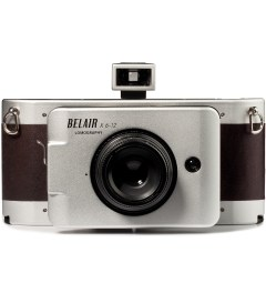 Lomography Trail Blazer Dark Brown BelAir Metal Picutre