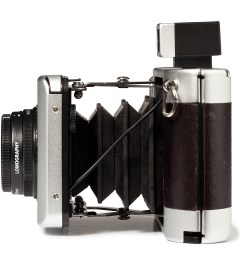 Lomography Trail Blazer Dark Brown BelAir Metal Model Picutre