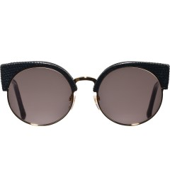 SUPER BY RETROSUPERFUTURE Black Lizard Sunglasses Picutre
