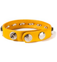 ASSEMBLE Yellow AFK6A01 Bracelet Model Picutre