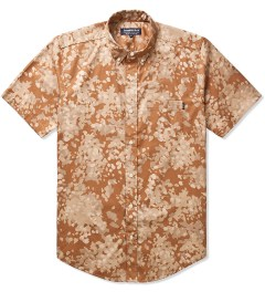 Acapulco Gold Khaki Camo Disruptive Button Down Picutre