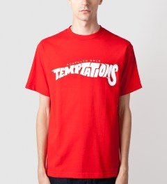 Acapulco Gold Red Temptations T-Shirt Model Picutre