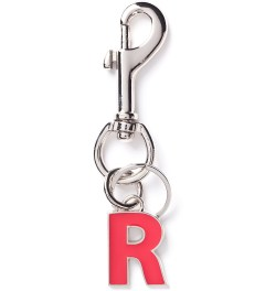 Raf Simons Red R Hanger Keychain  Picutre