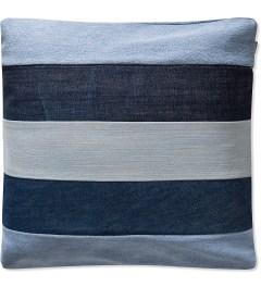 SECOND LAB Indigo Denim Cushion Picutre