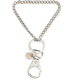 Stussy Silver Chain Key Ring Picutre