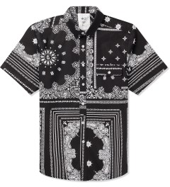 GPPR Black/White Quincy S/S Shirt  Picutre