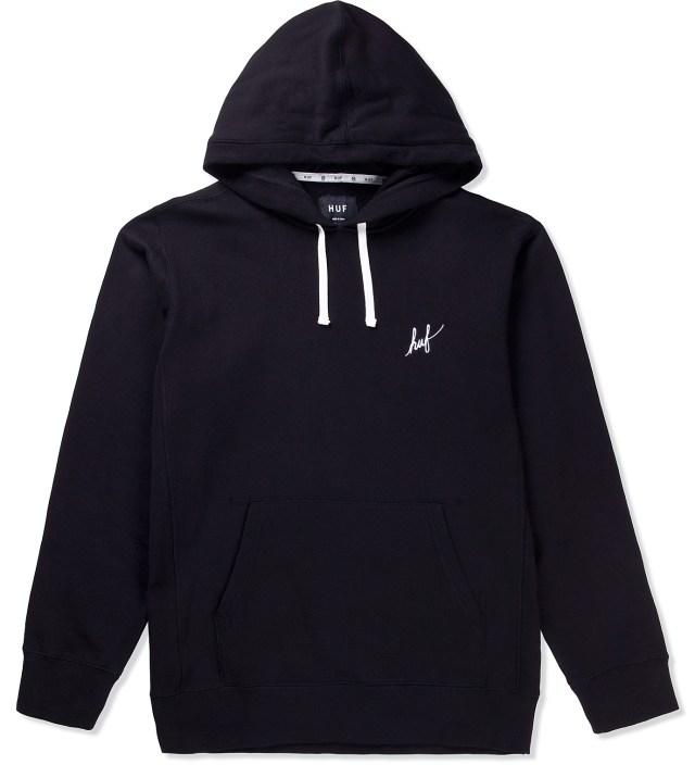 Black Cadet Premium Pullover Hoodie
