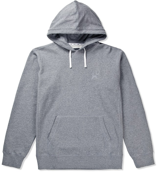 Gray Heather Cadet Premium Pullover Hoodie